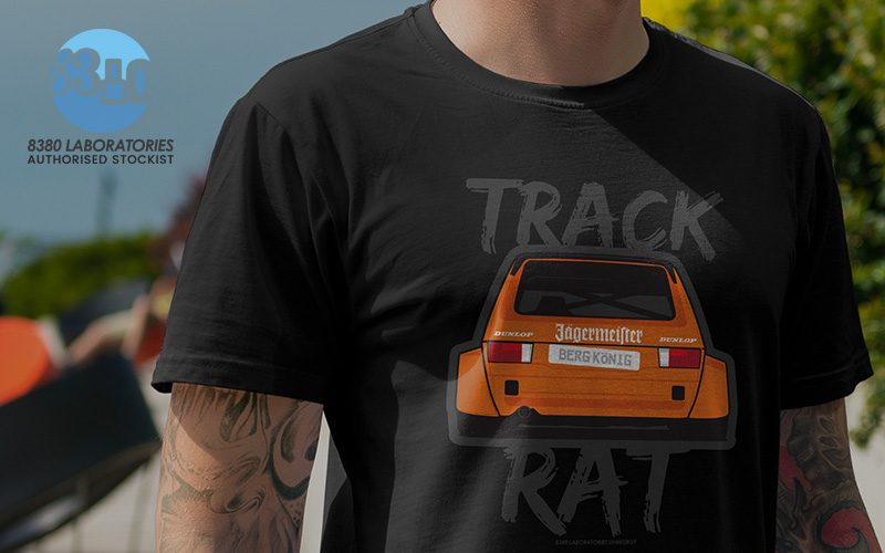 8380 Labs Track Rat T-shirt